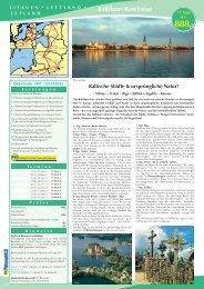 Baltikum-Rundreise - Braasch Reisen