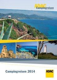 Katalog Campingreisen 2014 - ADAC