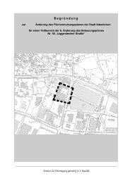 FNP BG048x8ae§ 4 1 - Stadt Ibbenbüren