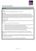 IBE Summer Intern - Institute of Business Ethics - Page 3