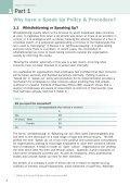 Speak Up Procedures - Institute of Business Ethics - Page 6