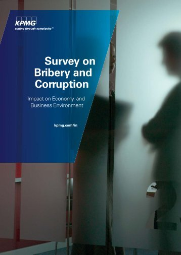 Survey on Bribery and Corruption - Institute of Business Ethics