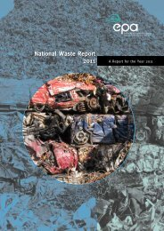 National Waste Report 2011 - Environmental Protection Agency