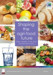 Shaping the agri-food future - FDII policy recommendations 2013.pdf