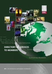 IBEC Directory of Services 2007.pdf - Irish Business and employers ...
