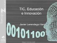 TIC, Educación e Innovación