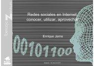 Redes sociales en Internet: conocer, utilizar, aprovechar