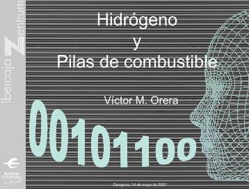 Hidrógeno y Pilas de combustible - Universidad de Zaragoza