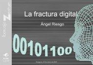 La fractura digital