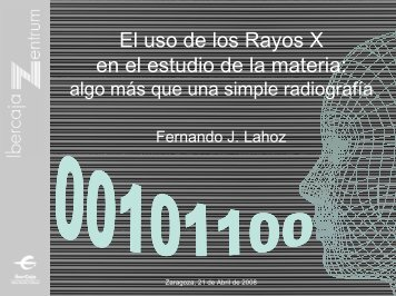 información - Universidad de Zaragoza