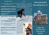 Heimatverein Norderland e. V. - Tee Museum