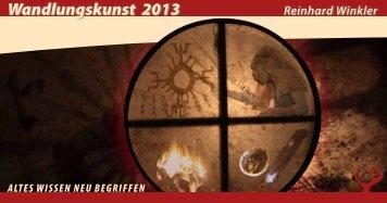Wandlungskunst 2013 - Reinhard Winkler