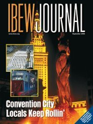 Covers 1&4 TEMP - International Brotherhood of Electrical Workers