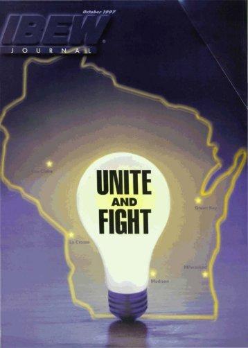 Crosse - International Brotherhood Of Electrical Workers