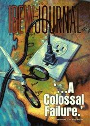 J. - International Brotherhood of Electrical Workers