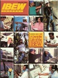 UfuOfthe - International Brotherhood of Electrical Workers