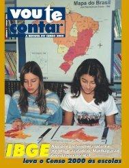 Revista do Censo nº 01 - IBGE