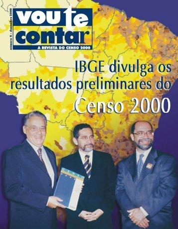 censo em foco - IBGE