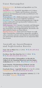 Kursheft F-S_2014_20.#21898.qxd - Hamburger Kunsthalle - Page 3
