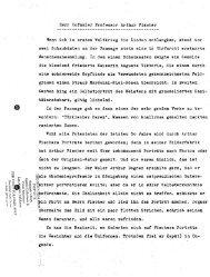 Herr Hofmaler Professor Arthur Fischer - William J. Clinton ...