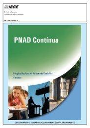 PNAD Contínua - IBGE