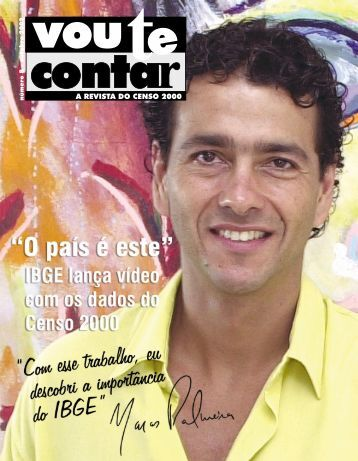 Revista do Censo nº 08 - IBGE