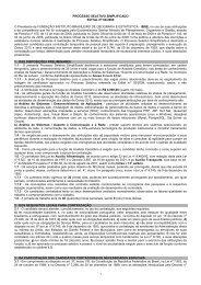 Edital nº. 04/2009 - IBGE