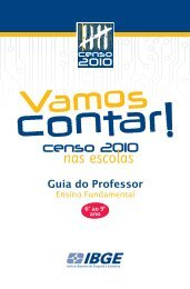 Guia do Professor - IBGE