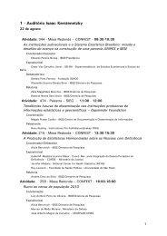 1 - Auditório Isaac Kerstenetzky - IBGE