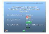 Download Vortrag als PDF-Datei - IBH - Herold + Partner Ingenieure