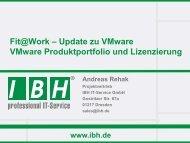 Download This PDF! - bei der IBH IT-Service GmbH