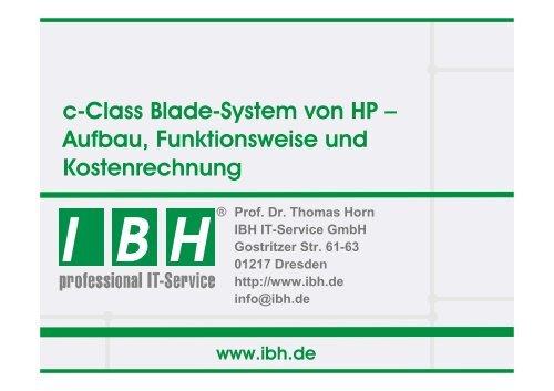 PDF [25 MB] - bei der IBH IT-Service GmbH