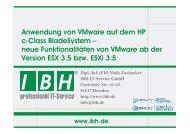 PDF [2 MB] - bei der IBH IT-Service GmbH