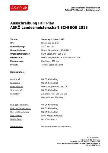 klicken - ASKÖ Landesverband Oberösterreich