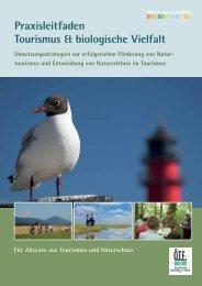 Praxisleitfaden Tourismus & biologische Vielfalt - Ökologischer ...