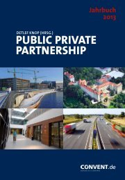 PUBLIC PRIVATE PARTNERSHIP - Convent