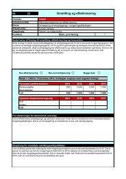 Omstilling og effektivisering - Faaborg-Midtfyn kommune