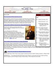 April 9, 2010 Board apprised of Public Agenda progress ... - IBHE
