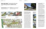 Etwas mehr Stadt | Oranienburg plant eine neue Siedlung ... - Bauwelt