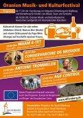 Oranien Musik- und Kulturfestival - Freizeit Mittelhessen - Seite 2