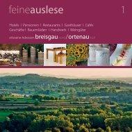 Download feineauslese Breisgau / Ortenau 2013 / 2014 PDF