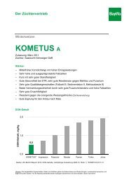 KOMETUS A - BayWa AG