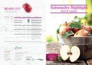 Saisonales Highlight - CF Gastro