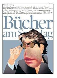 Jonathan Franzen Weiter weg - Neue Zürcher Zeitung