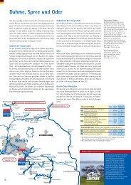 Dahme, Spree und Oder Berlin - Kuhnle-Tours