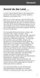Greifswalder Bachwoche - Bach Cantatas