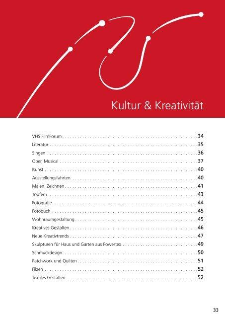 VHS-Programm zum Download - Volkshochschule Borken - Stadt ...