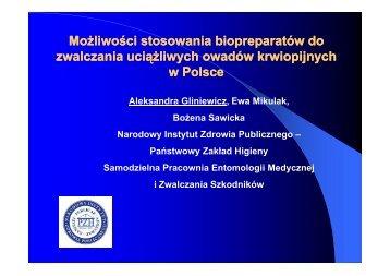 Aleksandra Gliniewicz