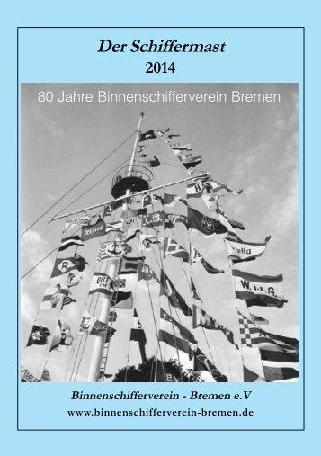 Der Schiffermast 2014