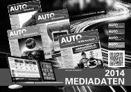 2014 MEDIADATEN - AUTO Wirtschaft